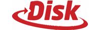 Disk Bilgisayar Logo